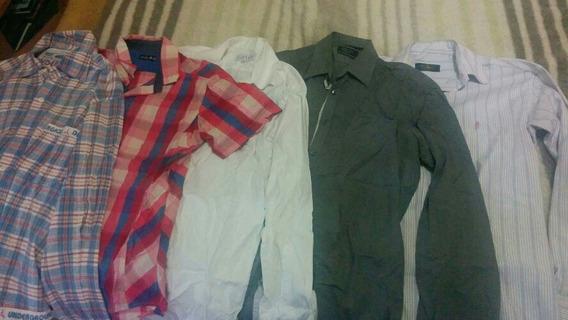 Camisas Hombre Talles S Y M