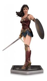 Dc Collectibles Justice League Wonder Woman Statue 1/6 Scale