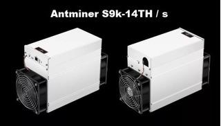 Antminer S9k, 14 Th/s Bitmain, Bitcoin Minero Crypto Hard