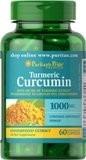 Curcuma Tumeric 1000 Mg Bioperine 5 Mg 60 Capsulas