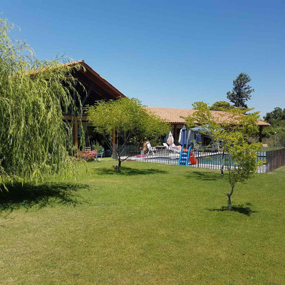 Casa Chicureo En Rotonda Piedra Roja, Frente A Carabineros