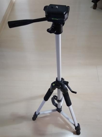 Tripe Digital Concepts 1,45m Camera Filmadora C/ Bolsa