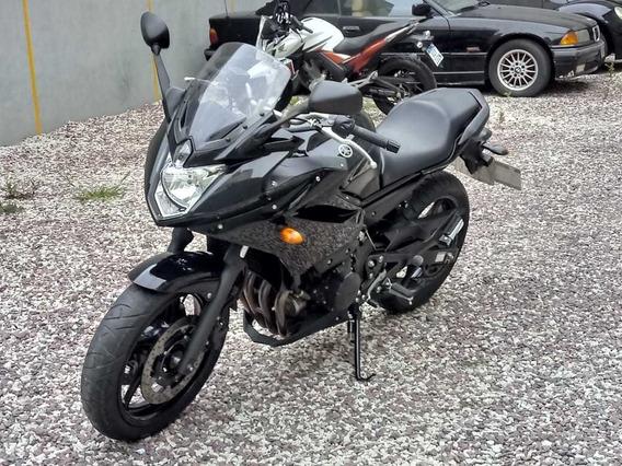Yamaha Xj6 2009 Patentada Y Rodada 2016