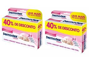 Dermodex Prevent Caixa C/ 2 Cremes Assaduras 60g 2 Unidades