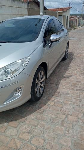 Imagem 1 de 10 de Peugeot 408 2015 1.6 Thp Griffe Aut. 4p