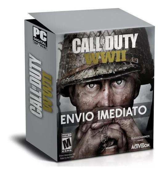 Call Of Duty Ww2 Português Pc