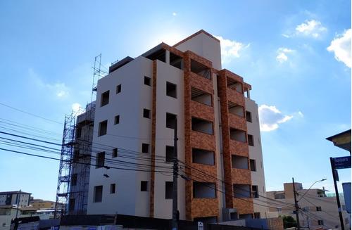 Imagem 1 de 24 de Apartamento À Venda, 2 Quartos, 1 Suíte, 2 Vagas, Novo Eldorado - Contagem/mg - 24836