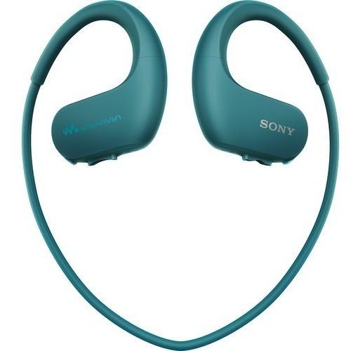 Mp3 Player Sony Nw-ws413 Ws413 4gb Walkman À Prova Dágua