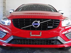 Volvo Xc60 T5 R-design C/ Teto Solar. Vermelho 2014/15