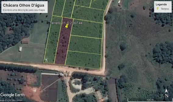Chácara À Venda, 2307 M² Por R$ 180.000,00 - José Alzamora Neto - Campina Grande Do Sul/pr - Ch0067