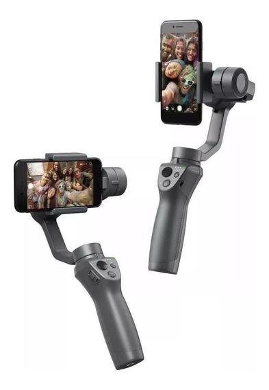 Estabilizador Osmo Mobile2 Gimbal Dji Suporte Celular Novo