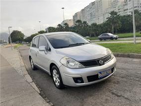 Nissan Tiida 1.8 Sl 16v Gasolina 4p Automático