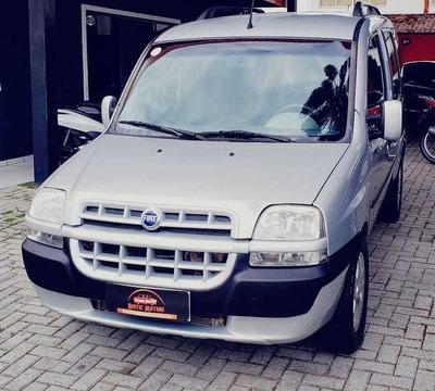Fiat Doblo Elx 1.8 8v 7 Lugares (flex)