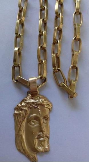Cordão Em Ouro 18, 30 Gramas
