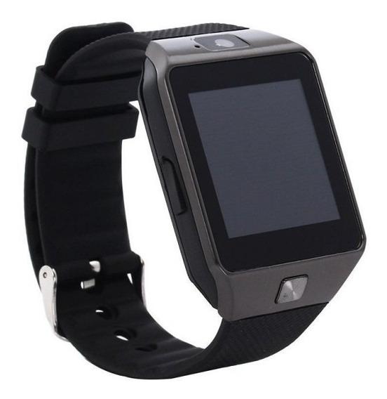 Reloj Smartwatch Dz09 Bluetooth Camara Celular Sd Sim