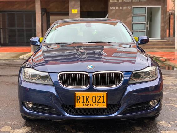 Bmw 325i Azul 5 Puertas. Motor 2.5. Modelo 2011