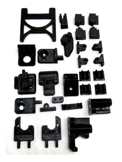 Peças Impressas + Frame Impressora 3d