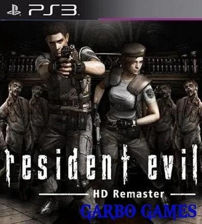 Jogo De Ps3 Resident Evil 1 Em Mídia Digital