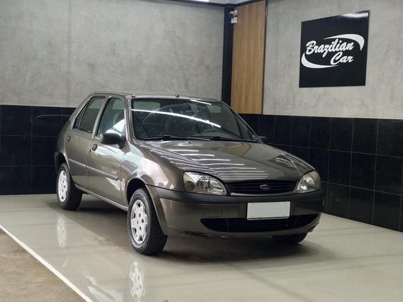 Ford Fiesta 1.0 Mpi Gl 8v Gasolina 4p Manual