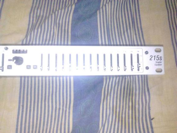 Ecualizador Dbx 215 S