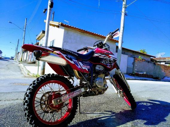 Tornado Preparada Para Motocross Ou Enduro/trilha