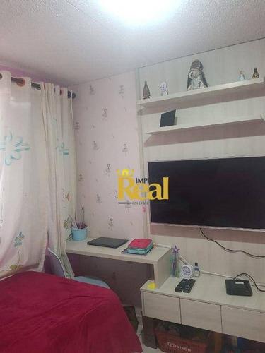Imagem 1 de 11 de Apartamento À Venda, 57 M² Por R$ 230.000,00 - Jardim Santa Mônica - São Paulo/sp - Ap6912