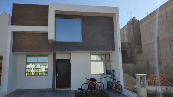 Casa En Pachuca Residencial Platinum Detras Plaza Explanada