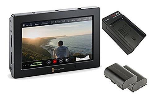 Kit Blackmagic Design Video Assist 4k 7 Hdmi