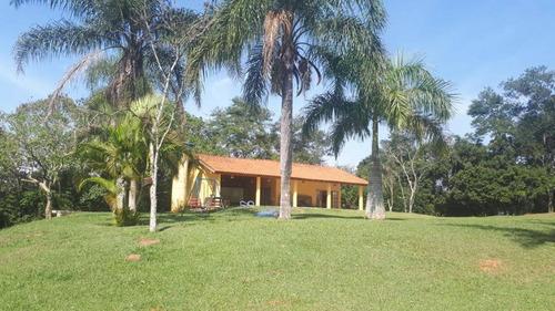 Chácara Com 3 Dormitórios À Venda, 10000 M² Por R$ 1.420.000 - Penhinha - Arujá/sp - Ch0080