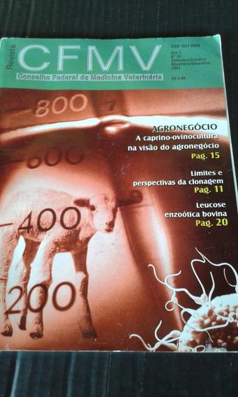 Revista Cfmv-conselho Federal De Medicina Veterinária N 24
