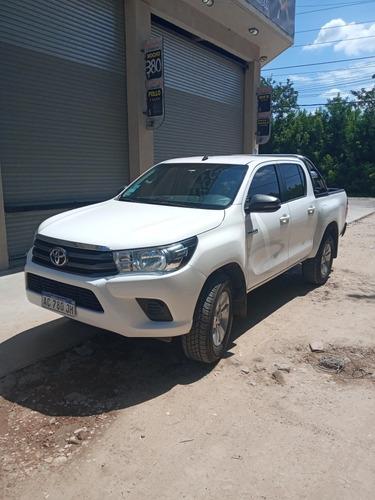 Toyota Hilux 2.4 Cd Sr 150cv 4x2 2018