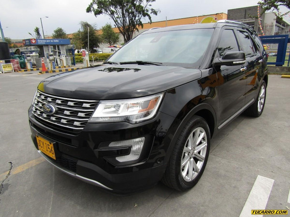Ford Explorer Explorer Limited