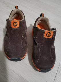 Zapatos Deportivos Merrell Originales Para Niños