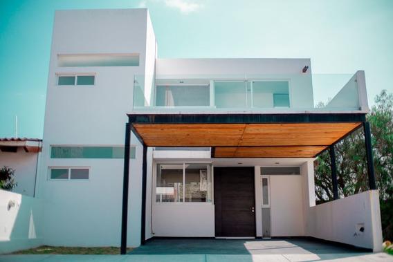 Casa Nueva En Venta Con Habitación En Pb En Corregidora