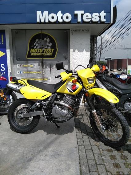 Suzuki Dr 650 Modelo 2019 Km 10.807