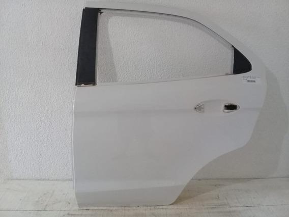 Porta Traseira Esquerda Ford Ka 2015/2019 Original Usada