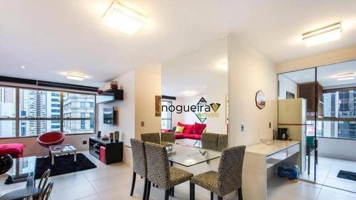 Apartamento, 70 M² - Venda Por R$ 1.200.000,00 Ou Aluguel Por R$ 6.620,00/mês - Brooklin - São Paulo/sp - Ap15920