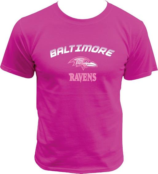 Playera De Nfl Baltimore Ravens