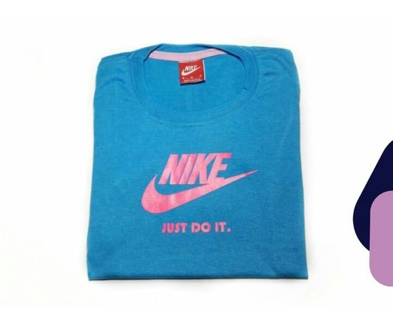 Remera Nike Just Do It Importada Talle S