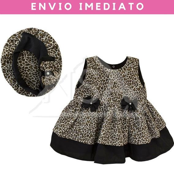 Vestido Para Bebê Penélope