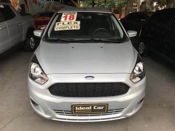 Ford Ka 1.0 Se Flex Manual 4p 2018