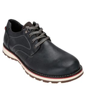 Zapato Caiquén Pluma Hombre Gris - S487