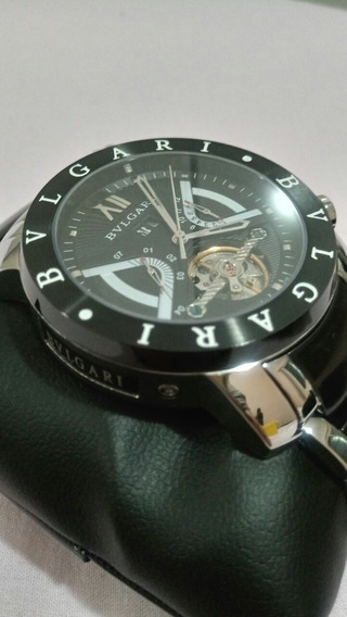 Relógio Bvlgari Automático Novo