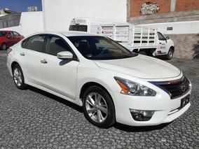 Nissan Altima 2.5 Advance Cvt 4p 2014 Seminuevos