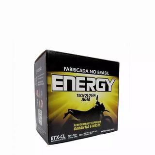Bateria Etx-6l-5a Selada Biz 125 2009 E/d Bross 150 2009/fan