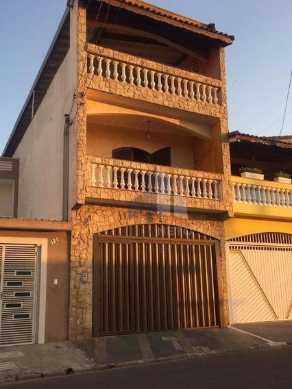 Sobrado Com 3 Dormitórios À Venda, 190 M² Por R$ 780.000 - Jardim Anchieta - Mauá/sp - So0188