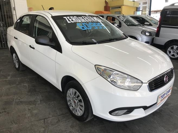 Fiat Grand Siena Attractive 1.0 2018- Sem Entrada