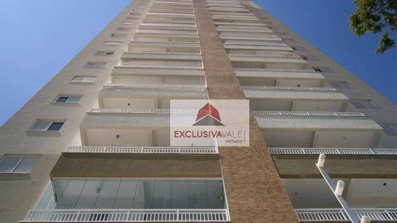 Apartamento Com 3 Dormitórios À Venda, 88 M² Por R$ 440.000 - Jardim Estoril - São José Dos Campos/sp - Ap1875