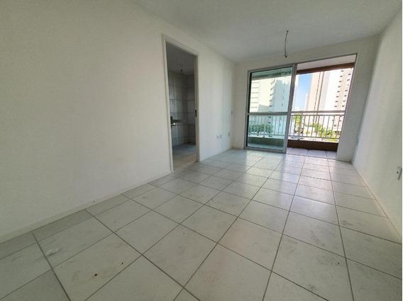 Apartamento Em Papicu, Fortaleza/ce De 59m² 2 Quartos À Venda Por R$ 299.000,00 - Ap333093