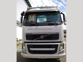 Volvo Fh 500 6x4 Globetrotter - I-shif - Branc - Selecionado